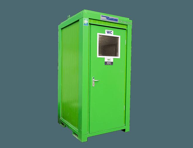 SANI-L1 Lämpöeristetty yksiö-WC