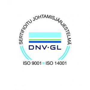 DNV-GL - Sertifioitu johtamisjärjestelmä