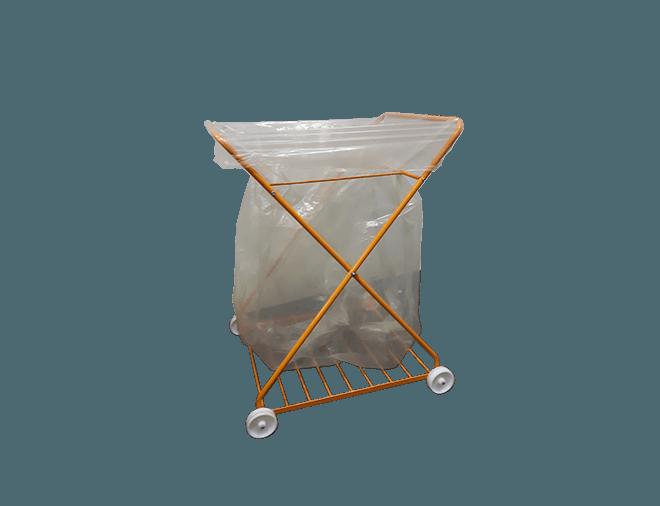 Muovinkeräysteline – Large
