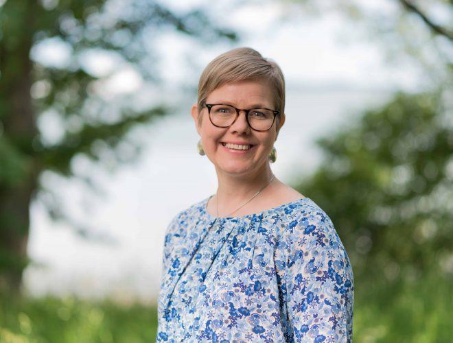 Ympäristö- ja ilmastoministeri Krista Mikkonen: Kiertotalous vastaa isoihin kysymyksiin