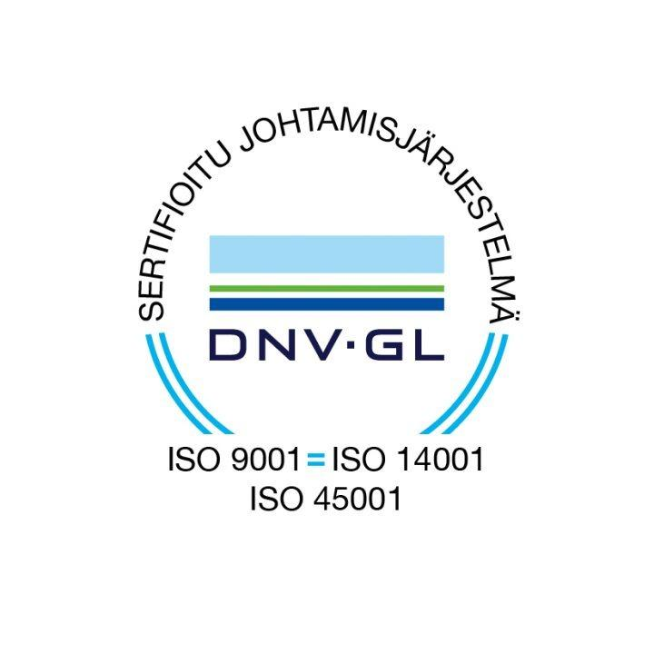 ISO 9001 = ISO 14001 ISO 45001