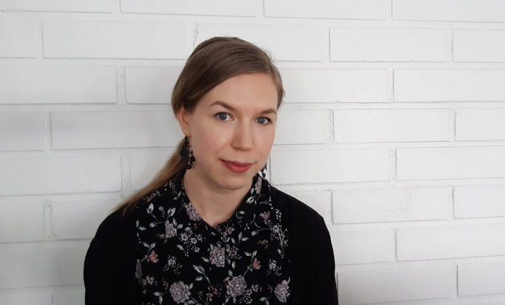 Satu Åhlström kiertotalousasiantuntija Remeo